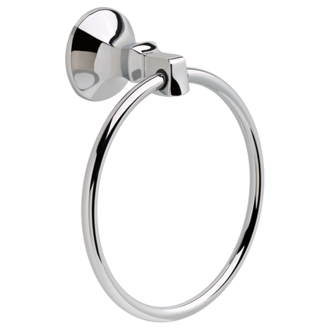 Delta Ashlyn Towel Ring 76446 Chrome