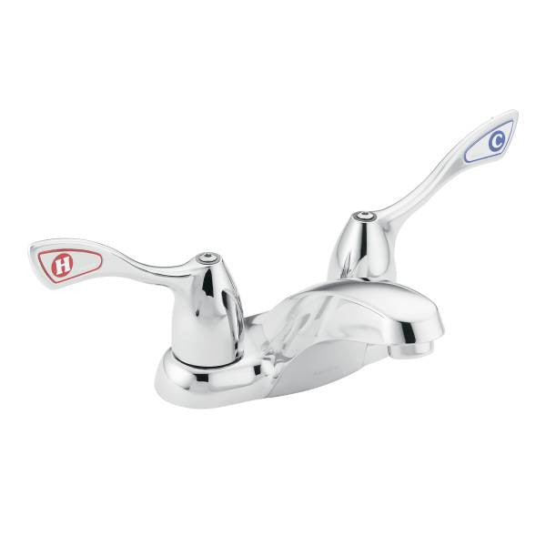 Moen Lever Handle Commercial Lavatory Faucet 8800 Chrome