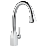 Delta Mateo Single Handle Pull-Down Kitchen Faucet 9183-DST Chrome