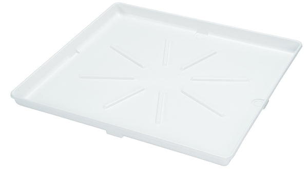 Mustee washing machine pan 96 White