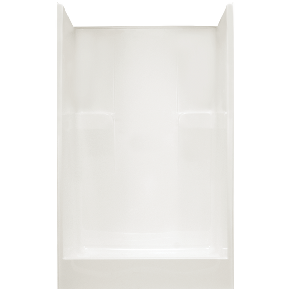 "Clarion Fiberglass 48"" Shower - No Seat - RE5843"