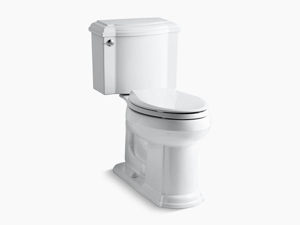 Kohler Devonshire Two Piece Toilet K-3837-0