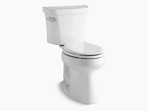 Kohler Highline Comfort Height Two Piece Toilet 10 inch Rough K-3889-0