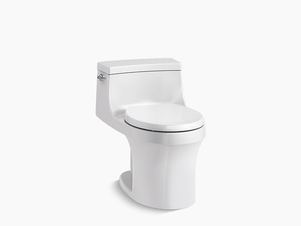 Kohler San Souci One Piece Toilet Round Bowl K-4007-0 White
