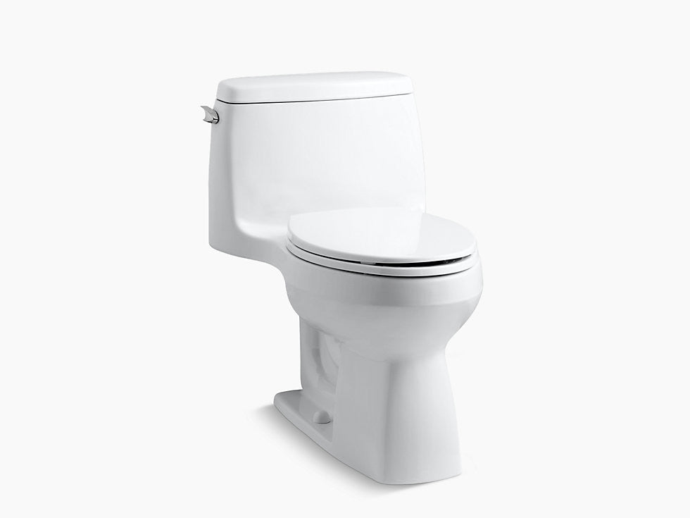 Kohler Santa Rosa One Piece Toilet Round Bowl K 3810 Central