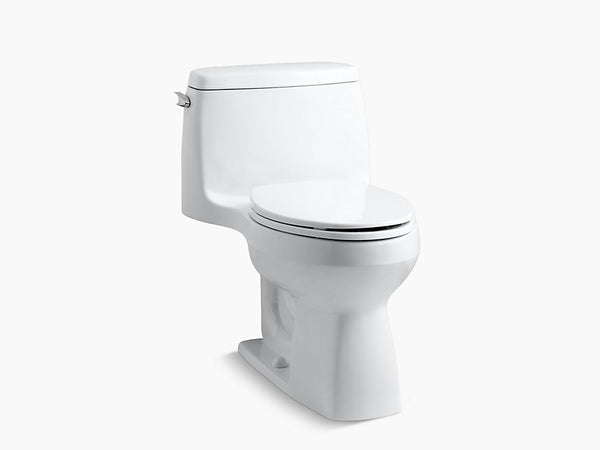 Kohler Santa Rosa One Piece Toilet Round Bowl K-3810-0 White