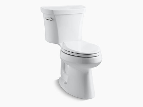 Kohler Highline Two Piece Toilet Elongated Bowl 14 inch Rough K-3949-0