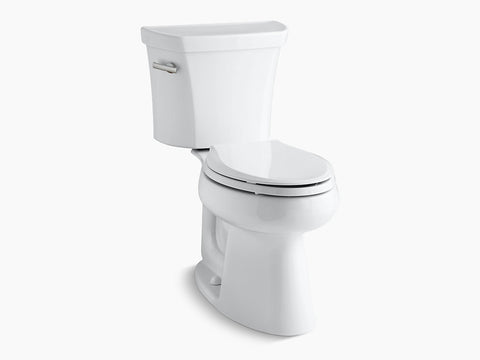 Kohler Wellworth Highline Two Piece Toilet K-3999-0 White
