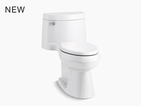 Kohler Cimarron One Piece Toilet with Concealed Trapway K-3619-0 White