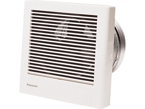 Panasonic WhisperWall Ventilation Fan Only Wall Mount FV-08WQ1