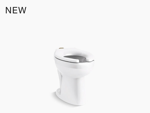 Kohler 96057 Highcliff toilet bowl in white