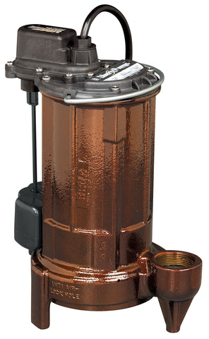 Liberty 1/2 HP Sump Pump - Model 287