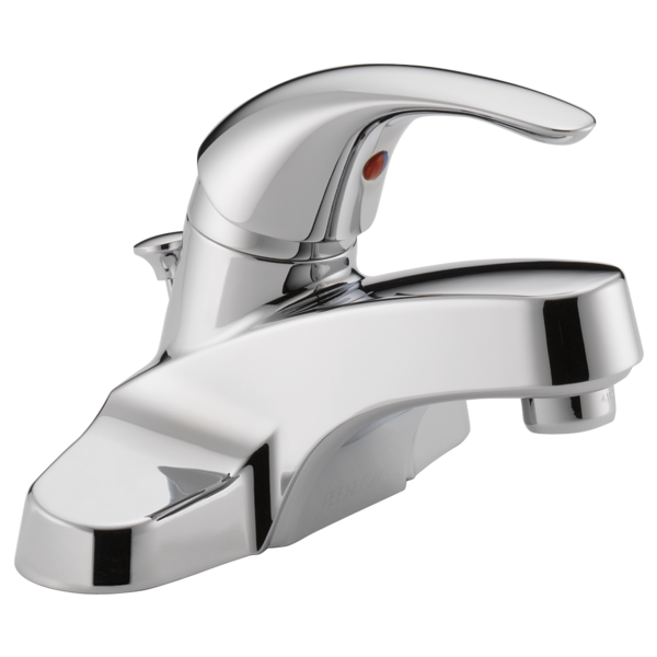 Peerless 4 inch Single Handle Lavatory Faucet P188620LF Chrome