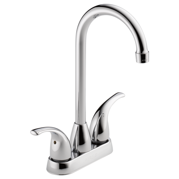 Peerless 4 inch Two-Handle Bar/ Prep Faucet P288LF Chrome