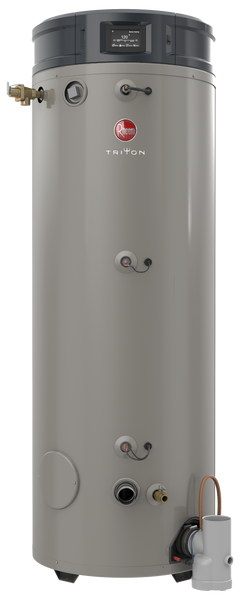 Rheem Triton GHE100SU-200 Commercial Water Heater Front View
