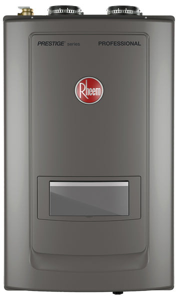 Rheem RCBH180DVLN Combination Boiler Hot Water Heater Front View