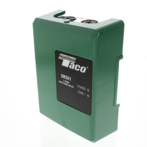 Taco single zone switching relay SR501
