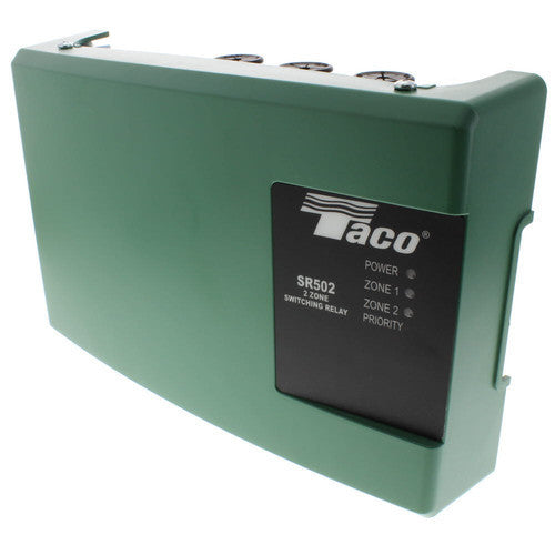 Taco two zone switching relay SR502