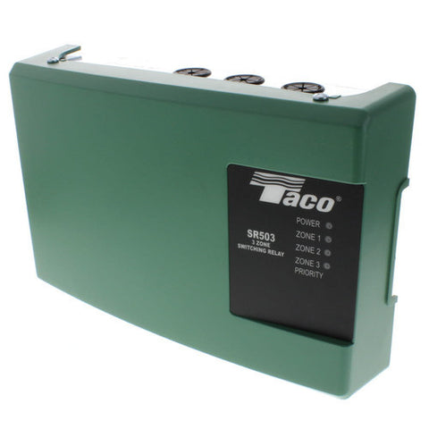 Taco three zone switching relay SR503