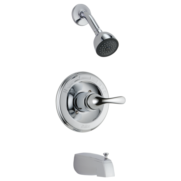 Delta Classic Monitor 13 Series Tub and Shower Trim T13420 Chrome