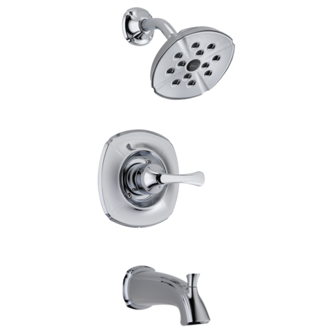 Delta Addison Monitor 14 Series Tub and Shower Trim T14492 Chrome