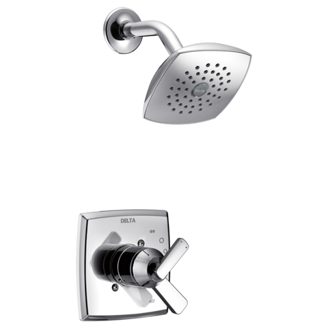 Delta Ashlyn Monitor 17 Series Shower Trim T17264 Chrome