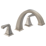 Delta Dryden Roman Tub Trim T2751-SS Stainless