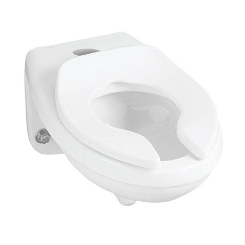 Mansfield Erie Wall-Hung Toilet with Top Spud - 1301