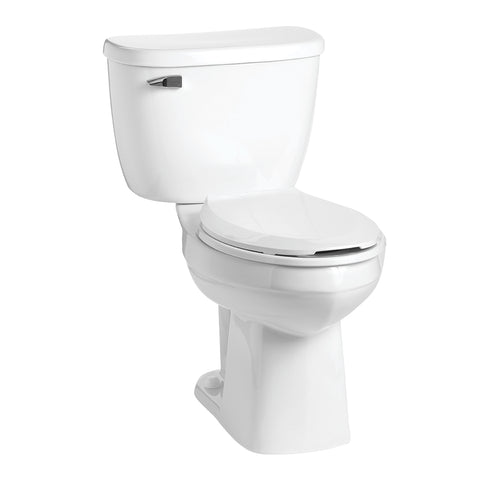 "Mansfield Quantum Pressure Assisted ADA Toilet, 10"" Rough-In - 148-10-123"