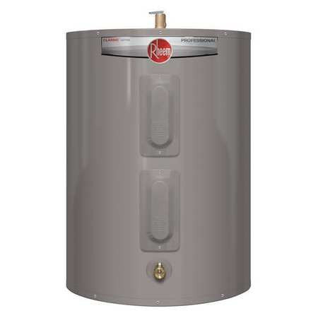 Rheem 36 gallon short electric water heater