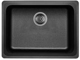 Blanco Silgranit Vision - Undermount Kitchen Sink, Single Bowl Anthracite 441367