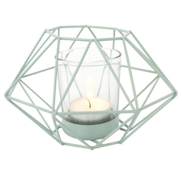 Wire Tea Light Holder - stoneandco