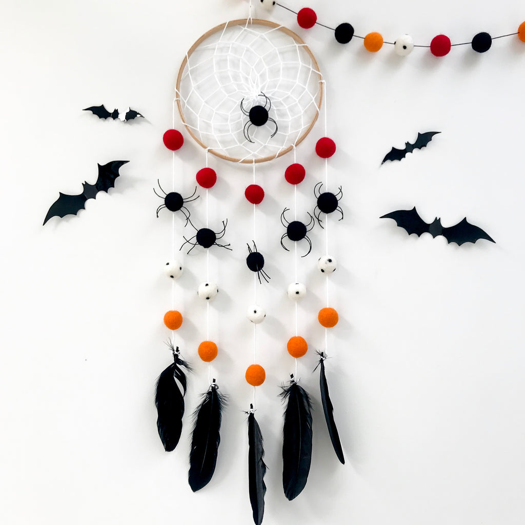 Halloween Dream Catcher - Limited Edition by Stone & Co - stoneandcoshop
