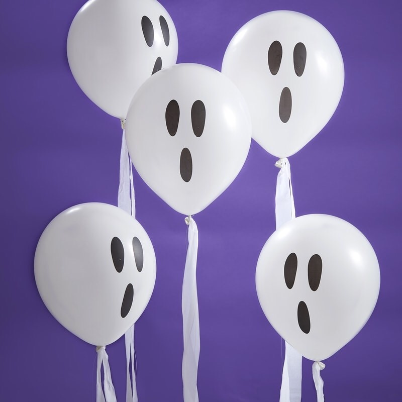 Ghost Balloons - stoneandcoshop