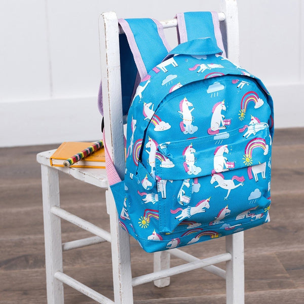 Children's Unicorn Mini Backpack / Rucksack - stoneandcoshop