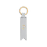 Katie Loxton Mr Keyring In Grey - stoneandco