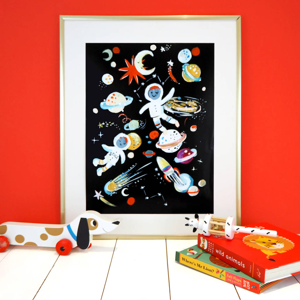 Eleanor Bowmer Space Print