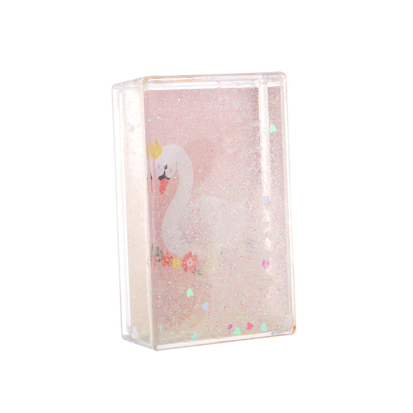 Swan Photo Block - stoneandcoshop