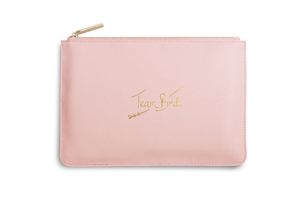 Katie Loxton Team Bride Perfect Pouch Clutch Bag - stoneandco