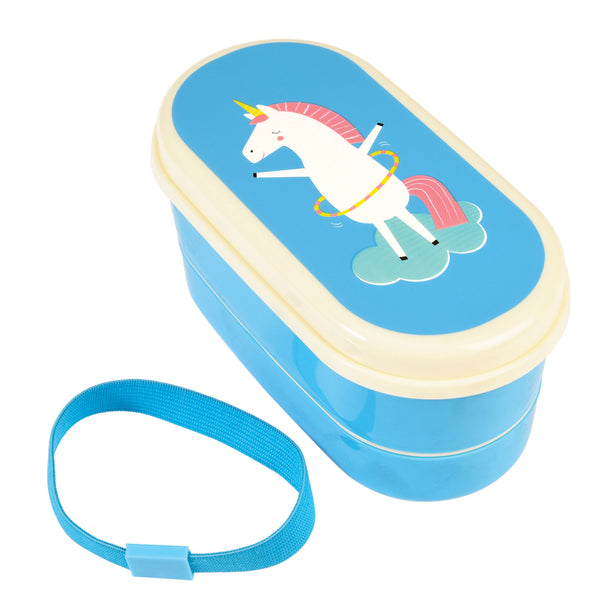 Unicorn Kids Lunch Bento Box - stoneandco