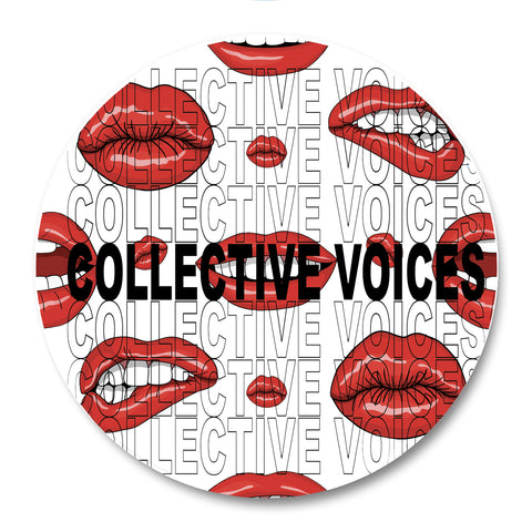Collective Voices Pin
