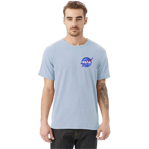 UNISEX NASA T-shirt - $$ to Plastic Pollution Coalition