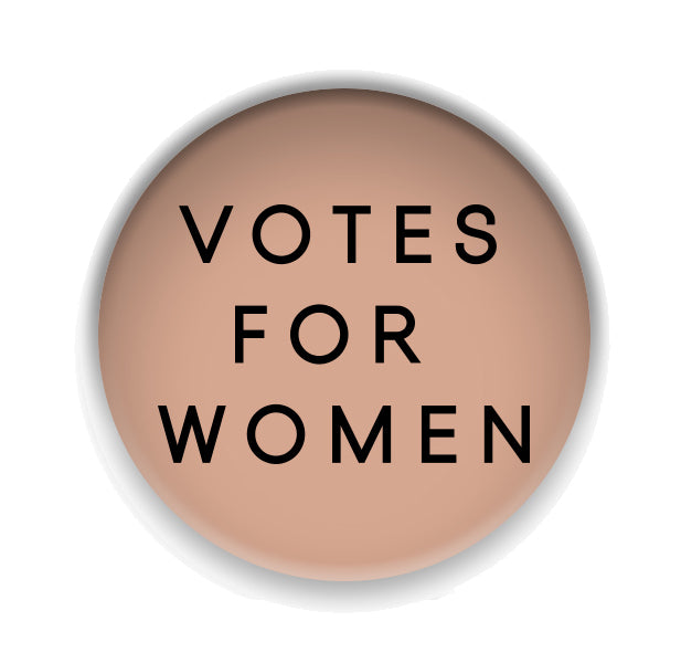 Votes for Women Pin