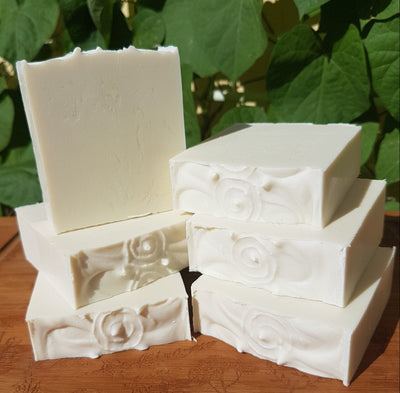 Plasmatic Zinc Soaps Bars with Shea Butter