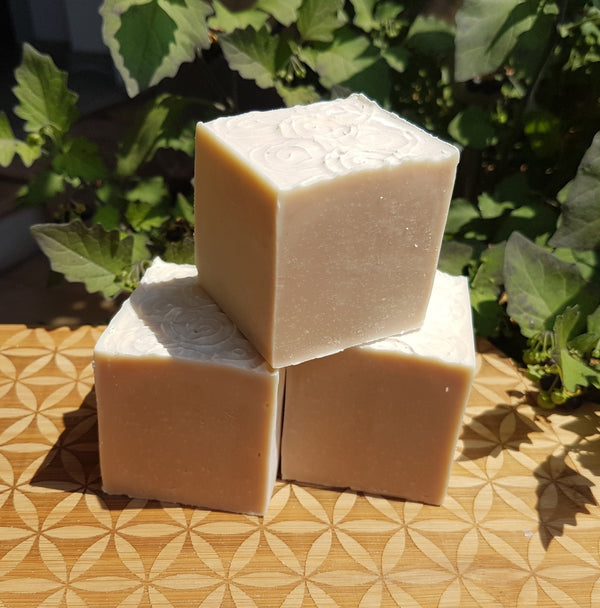 Natural Shampoo Bar for Real Hair Care