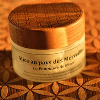 ALICE - Dream Pomade with Mineral Crystals Particles and Herbal Plasma Water