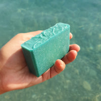 BAY of ANGELS Soap Bar with Sea Minerals and Copper