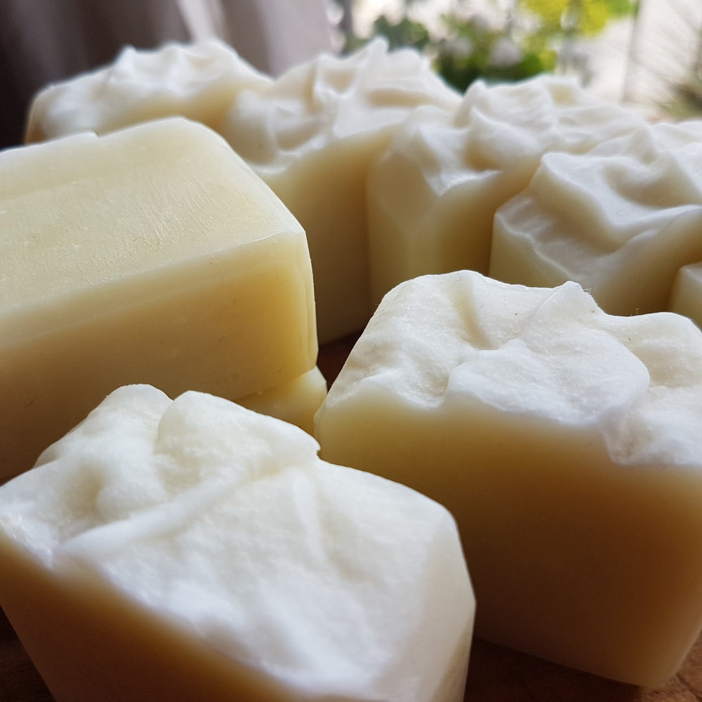 Ormus Soap Bar with Shea and Cocoa Butter
