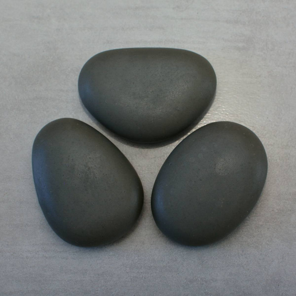 KARELIAN BEAUTY Riviera Pebble Soap with Shungite, Set of 3