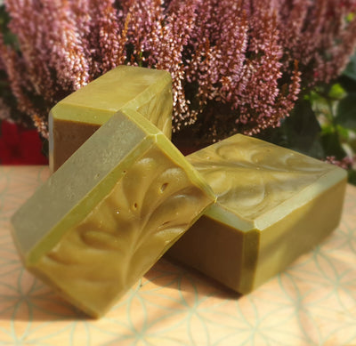 SURVIVAL Mineral Soap Bar with Copper 2+